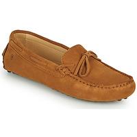 Schuhe Damen Slipper Casual Attitude ODELLE Camel