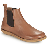 Schuhe Damen Boots Casual Attitude ODILETTE Camel