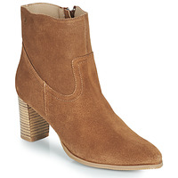 Schuhe Damen Low Boots Casual Attitude OCETTE Camel