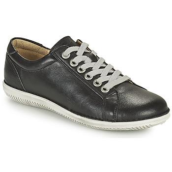 Schuhe Damen Derby-Schuhe Casual Attitude OULETTE Schwarz