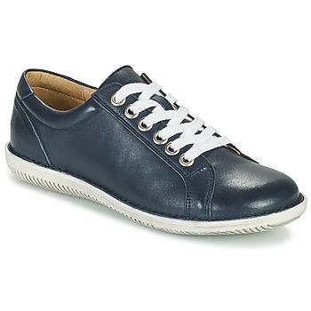 Schuhe Damen Derby-Schuhe Casual Attitude OULETTE Marine