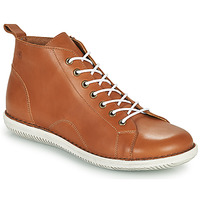 Schuhe Damen Boots Casual Attitude OUETTE Camel
