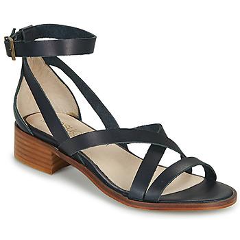 Schuhe Damen Sandalen / Sandaletten Casual Attitude COUTIL Marine