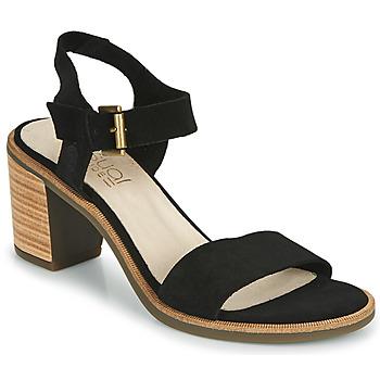 Schuhe Damen Sandalen / Sandaletten Casual Attitude CAILLE Schwarz