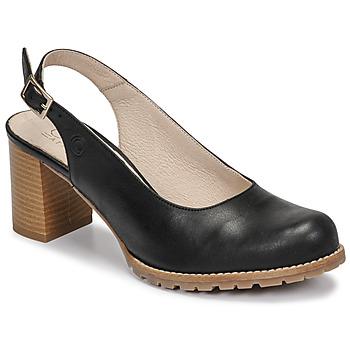 Schuhe Damen Pumps Casual Attitude OLEA Schwarz
