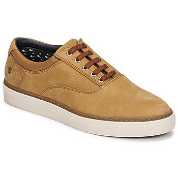 Schuhe Herren Sneaker Low Casual Attitude OLAFF Camel