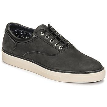Schuhe Herren Sneaker Low Casual Attitude OLAFF Schwarz
