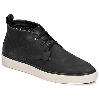 Schuhe Herren Boots Casual Attitude OLEO Schwarz