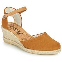 Schuhe Damen Sandalen / Sandaletten Casual Attitude ONELLA Camel