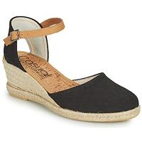 Schuhe Damen Sandalen / Sandaletten Casual Attitude ONELLA Schwarz
