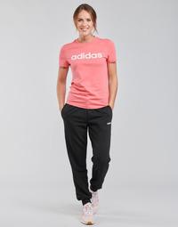 Kleidung Damen Jogginghosen adidas Performance W E PLN PANT Schwarz