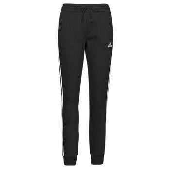 Kleidung Damen Jogginghosen adidas Performance W 3S FL C PT Schwarz