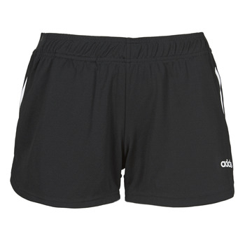 Kleidung Damen Shorts / Bermudas adidas Performance W D2M 3S KT SHT Schwarz