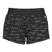 Kleidung Damen Shorts / Bermudas adidas Performance W WIN Short Schwarz