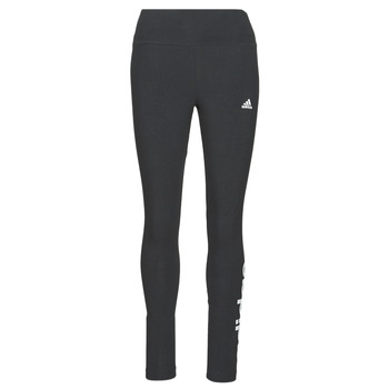 Kleidung Damen Leggings adidas Performance W LIN LEG Schwarz