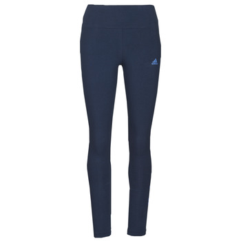 Kleidung Damen Leggings adidas Performance W LIN LEG Blau