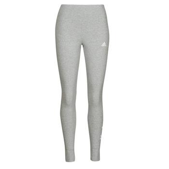 Kleidung Damen Leggings adidas Performance W LIN LEG Grau