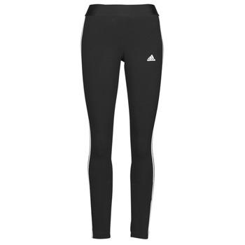 Kleidung Damen Leggings adidas Performance W 3S LEG Schwarz