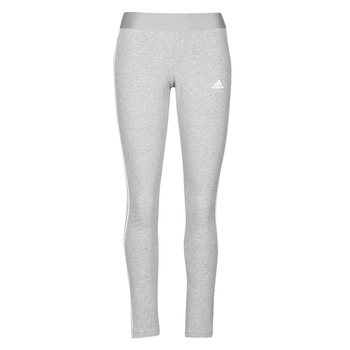 Kleidung Damen Leggings adidas Performance W 3S LEG Grau