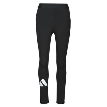 Kleidung Damen Leggings adidas Performance TF ADILIFE T Schwarz