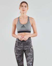 Kleidung Damen Sport BHs adidas Performance DRST ASK BRA Grau