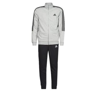 Kleidung Herren Jogginganzüge adidas Performance M 3S FT TT TS Grau