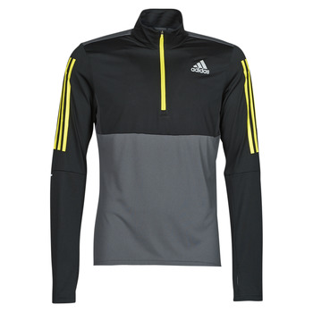Kleidung Herren Sweatshirts adidas Performance OWN THE RUN 1/2 Grau