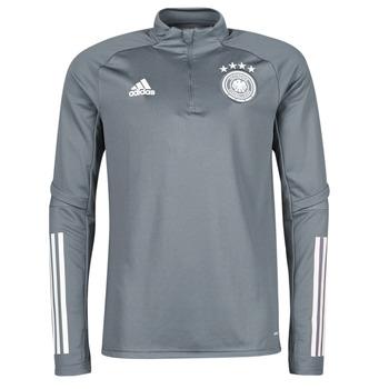 Kleidung Herren Sweatshirts adidas Performance DFB TR TOP Grau