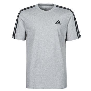 Kleidung Herren T-Shirts adidas Performance M 3S SJ T Grau