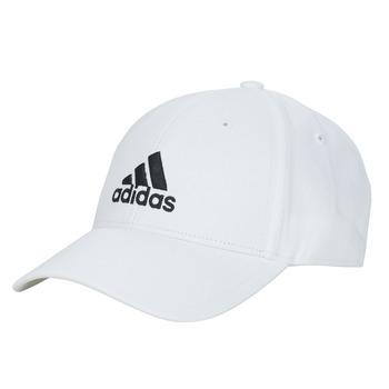 Accessoires Schirmmütze adidas Performance BBALL CAP COT Weiss