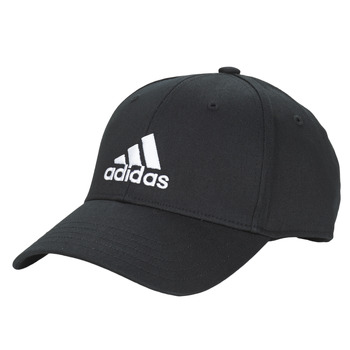 Accessoires Schirmmütze adidas Performance BBALL CAP COT Schwarz