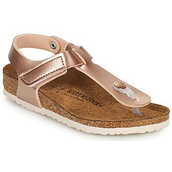 Schuhe Mädchen Zehensandalen Birkenstock KAIRO HL Rose