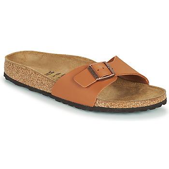 Schuhe Damen Pantoffel Birkenstock MADRID Braun