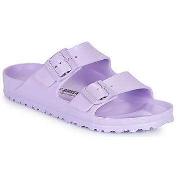Schuhe Damen Pantoffel Birkenstock ARIZONA EVA Violett