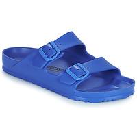 Schuhe Herren Pantoffel Birkenstock ARIZONA EVA Blau