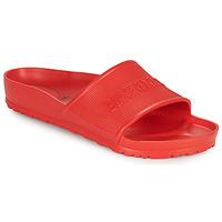 Schuhe Herren Pantoffel Birkenstock BARBADOS EVA Rot