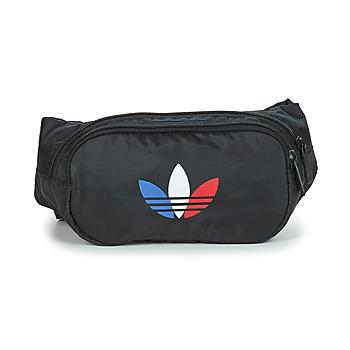 Taschen Hüfttasche adidas Originals TRICLR WAISTBAG Schwarz