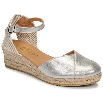 Schuhe Damen Sandalen / Sandaletten Betty London INONO Silbern
