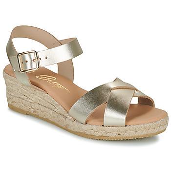 Schuhe Damen Sandalen / Sandaletten Betty London GIORGIA Gold