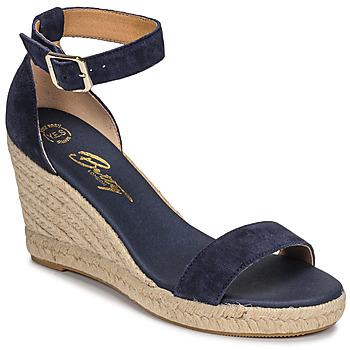 Schuhe Damen Sandalen / Sandaletten Betty London INDALI Marine