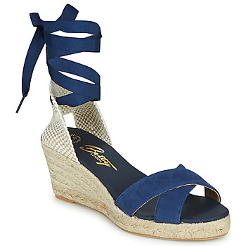 Schuhe Damen Sandalen / Sandaletten Betty London IDILE Marine