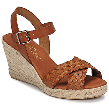 Schuhe Damen Sandalen / Sandaletten Betty London OBILLIE Schwarz