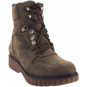 Schuhe Damen Boots Csy Lady Beute CO & SO pach003 taupe Braun