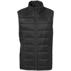 Kleidung Herren Daunenjacken Uhlsport Sport Essential Ultra Lite Down Vest 1005179-01 schwarz