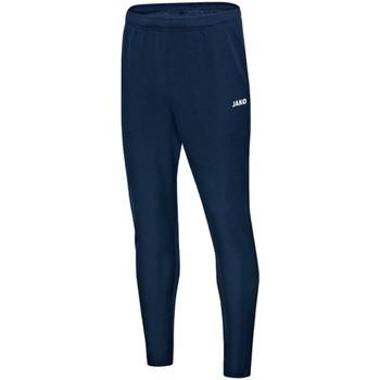 Kleidung Herren Jogginghosen Jako Sport Classico Trainingshose Langgröße Blau F09 8450L Other