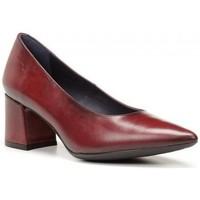 Schuhe Damen Pumps Dorking 24 Hrs mod.8657 Rot