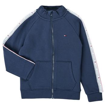 Kleidung Jungen Sweatshirts Tommy Hilfiger  Marine