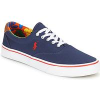 Schuhe Herren Sneaker Low Polo Ralph Lauren THORTON-SNEAKERS-VULC Marine