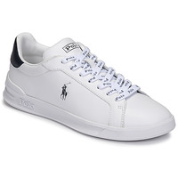 Schuhe Sneaker Low Polo Ralph Lauren HRT CT II-SNEAKERS-ATHLETIC SHOE Weiss / Marine