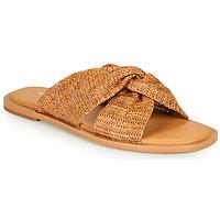 Schuhe Damen Pantoffel Vanessa Wu SD2223CM Braun